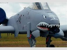 Most Incredible Airplane Nose Art ~ MegaMachine World's Biggest Nose Pictures
