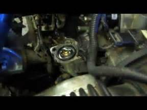 2001 Pontiac Grand Am Thermostat Replacement Thermostat Replacement On A 97 Pontiac Grand Prix
