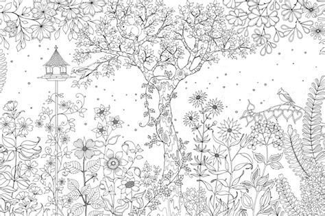 secret garden colouring book paper quality secret garden in snippets magazine issue 30 the cuteness