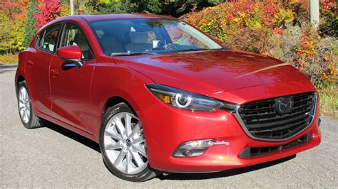 mazda 3 ca 2015 mazda 3 gs sedan review wheels ca