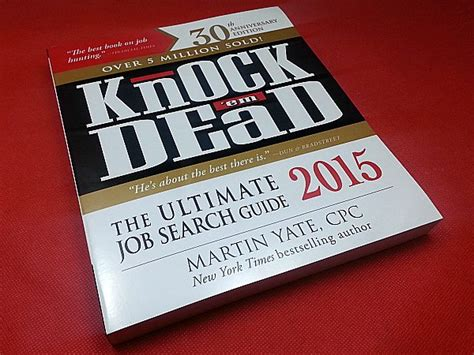 knock em dead the ultimate search guide books knock em dead the ultimate search guide likes