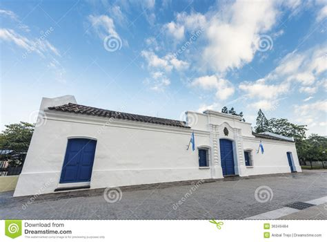independence house independence house in tucuman argentina stock images image 36349484