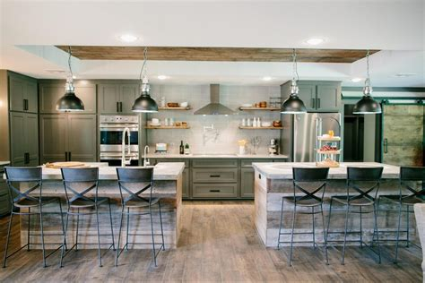 two island kitchen awesome two islands in kitchen gl kitchen design