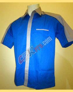 Kemeja Conia Pakaian Wanita Merah Dan Hitam Murah penjahit konveksi tailor baju pakaian kemeja seragam pria