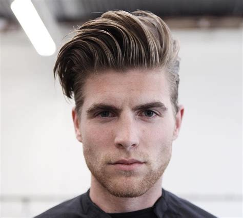 mens 59 s style hair coming back hairstyles for men with thick hair