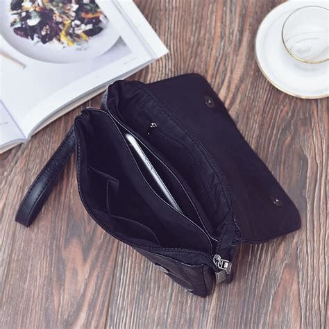 fashion design qualities seven skin brand women messenger bags genuine leather