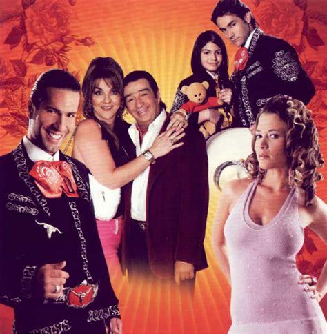 la hija de la la hija del mariachi rese 241 a de la telenovela