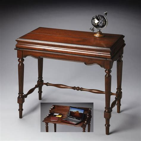 Butler Writing Desk by Laptop Desk By Butler Specialty Plantation