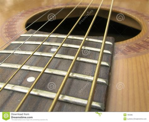 Guitar String - steel string guitar royalty free stock photo image 795085