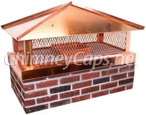 Copper Chimney Cover Chimney Caps Chimneycaps Net