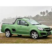 Chevrolet Montana 2010 Review Amazing Pictures And