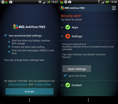 antivirus apps for android best antivirus apps for android 2013 android authority