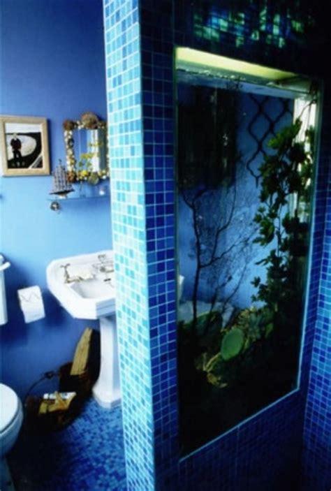 aquarium bathroom 55 original aquariums in home interiors digsdigs
