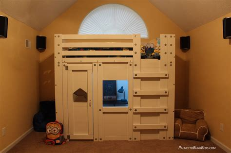 cabin bed queen cabin bed plans the bed fort