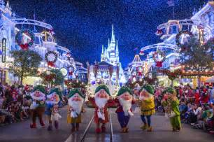quot mickey s most merriest celebration quot holiday spectacular