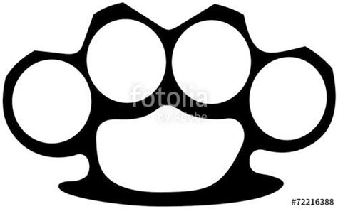 brass knuckles template 90 knuckle duster template knuckle duster templates