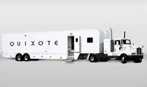 5th Wheel Truck Rental Los Angeles Quixote Studios Wardrobe