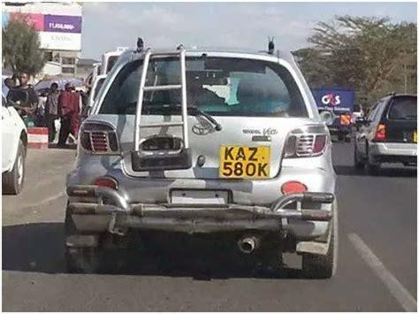 pimped toyota probox photo toyota vitz landcruiser spotted in nairobi