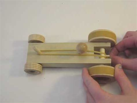 make rubber st at home wooden car kit