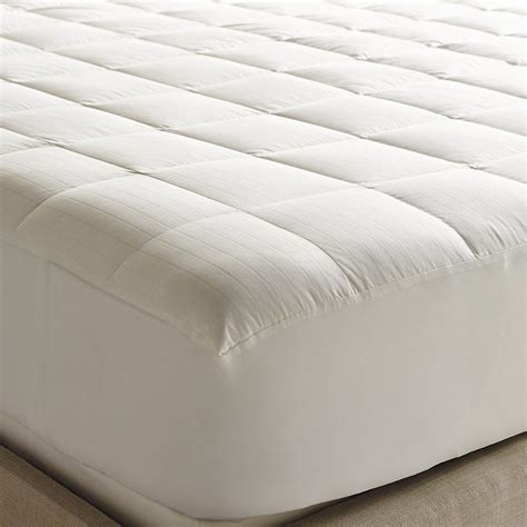 home design mattress pad home design waterproof mattress pad
