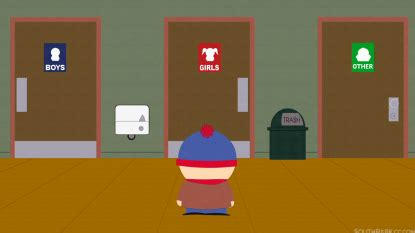 south park bathroom south park the cissy and trans issues planet