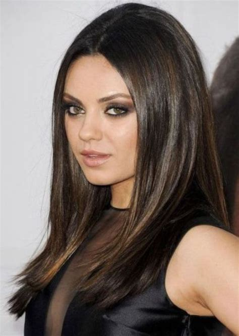 brown hair color ideas hair color averil hull