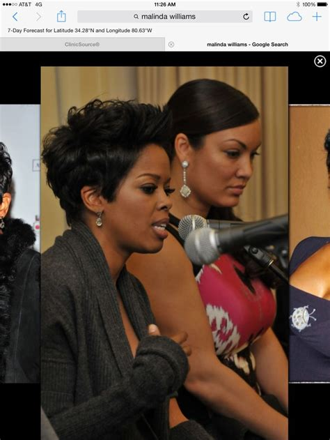 Malinda Williams Hairstyles by Malinda Williams Hair Styles My Hair Hair
