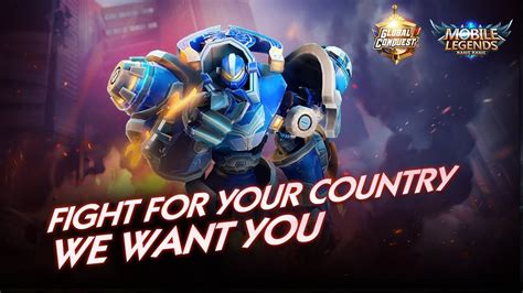 conquest  dawn event trailer mobile legends bang bang