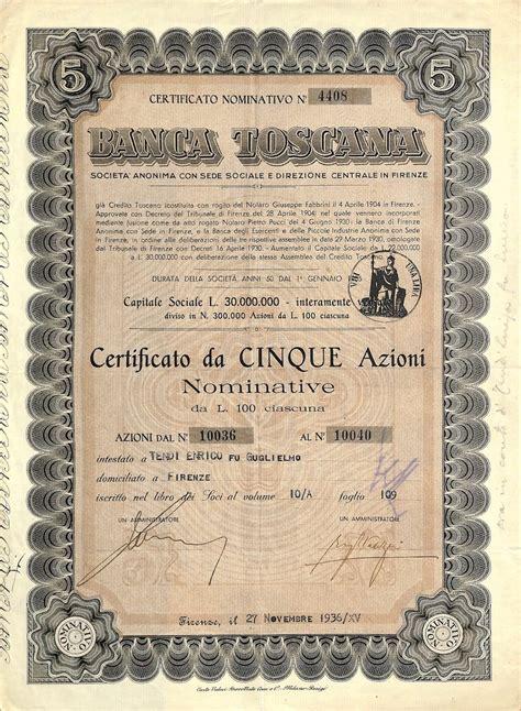 banca toscana banca toscana scripomuseum