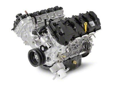 mustang crate engines ford performance mustang 5 0l 4v dohc aluminator crate