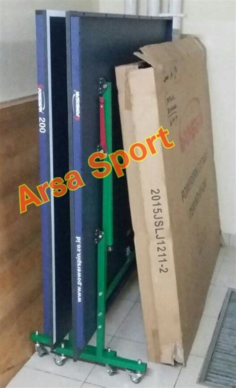 Meja Pingpong Power Spin 208 Harga penjual meja ping pong arsa sport