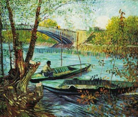 michael wincott van gogh boat a fisherman in his boat by vincent van gogh