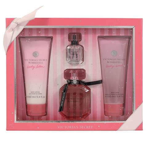 Harga Secret Bombshell Gift Set s secret hello bombshell 4 pcs gift set for