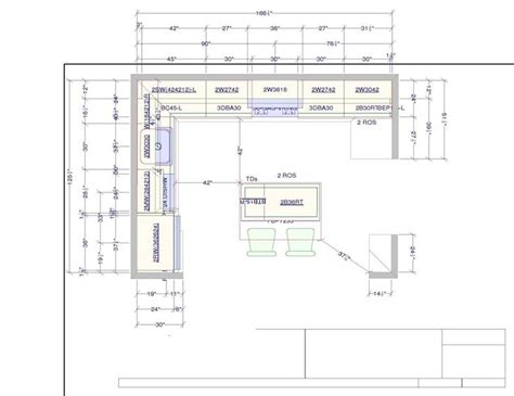 kitchen design planning 10 x 15 kitchen design if i use a 30 quot hood then i could