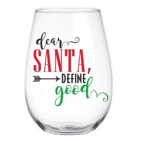 christmas wine glass svg christmas wine glass wine glass by browneyedcuties
