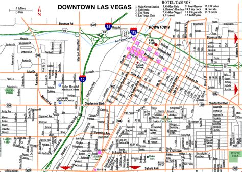 map las vegas ambitious and combative las vegas map