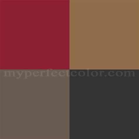 match of boston college eagles colors scheme created by jason1