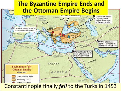 ottoman empire fell the gunpowder empires ppt download