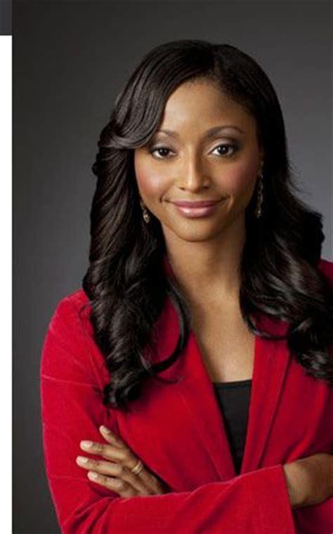 news anchor in la hair isha sesay is an anchor and correspondent for cnn