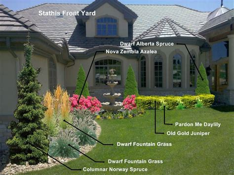 front yard landscapes small front yard landscaping ideas the small budget