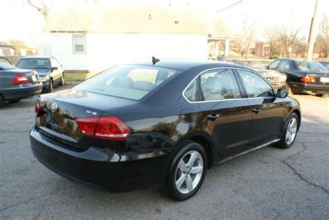 Volkswagen Passat Transmission by Find Used 2012 Volkswagen Passat Tdi Se 6 Speed Manual