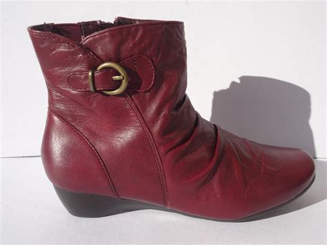 new womens supersoft diana leather ankle boot