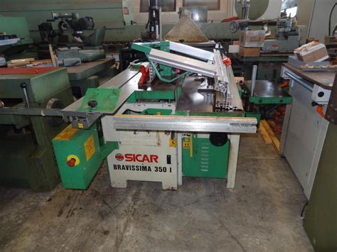 sicar woodworking machinery jj smith italy sicar bravissima 350 i