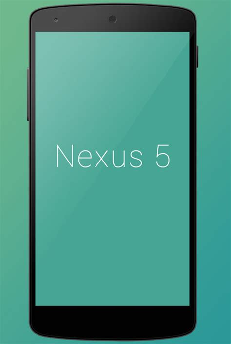 spigen nexus 5 template free nexus 5 mock up psd free vector site