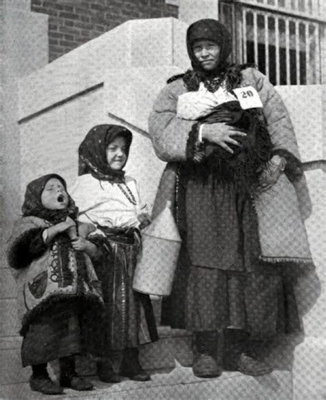 Russian immigrant women picture