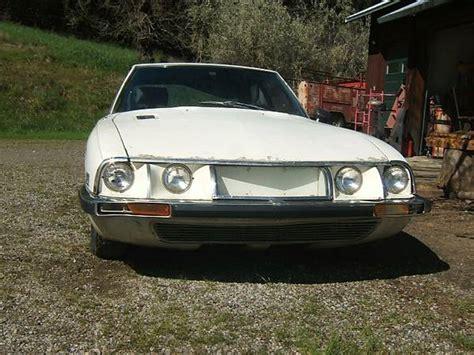 restoration project cars rare project  citroen sm