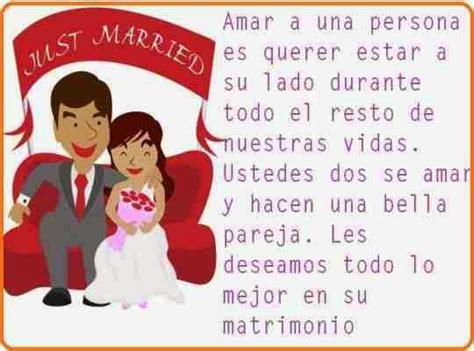 carta para recien casados dedicatorias para recien casados boda