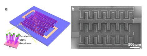graphene carbon capacitor graphene and nanotube carpets for energy storage nanotechweb org