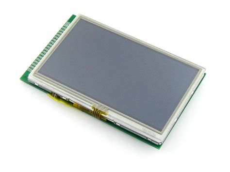 Lcd Touchscreen 3 micro snow 4 3 inch lcd screen tft lcd module tft screen module a touchscreen display module