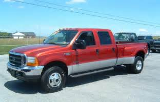 2001 Ford Truck 2001 Ford F350 Chip Dump Truck Picture Ford Truck